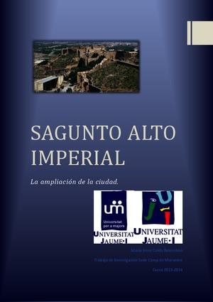 Sagunto-Alto-Imperial.