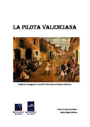 Pilota-Valenciana