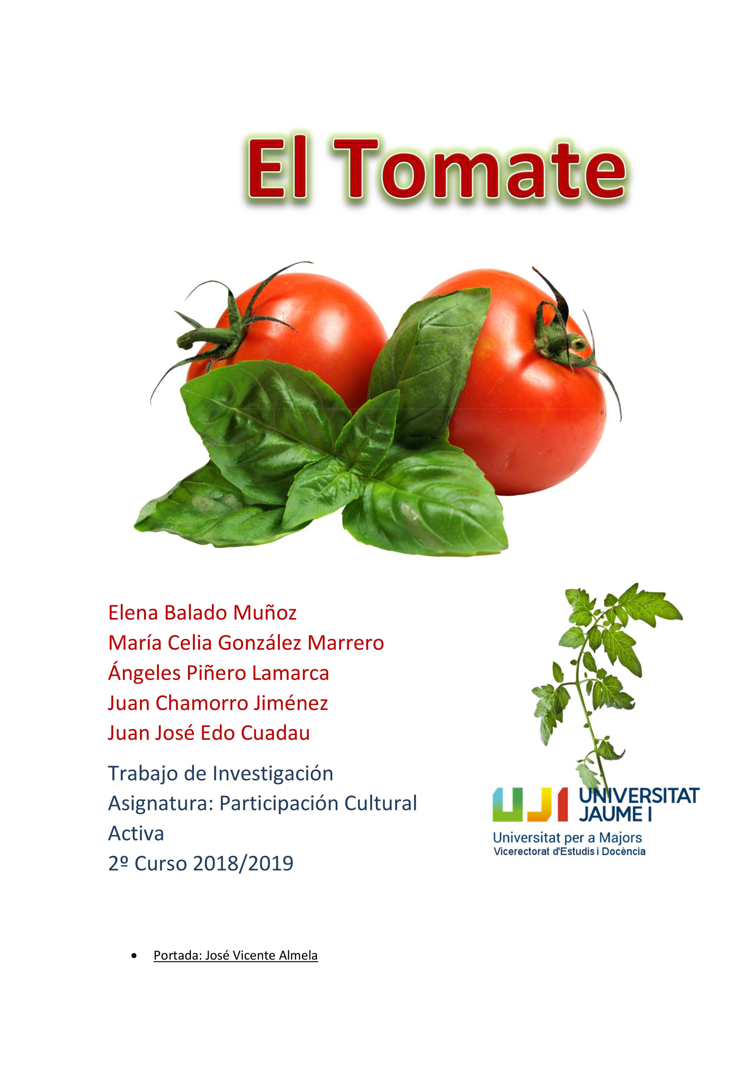 EL-TOMATE