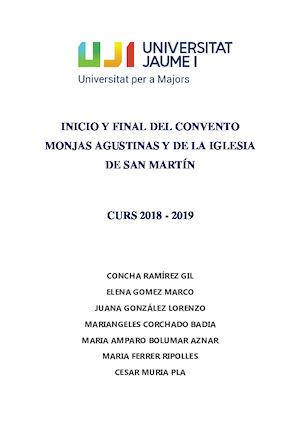 INICIO-Y-FINAL-DEL-CONVENTO-MONJAS-AGUSTINAS-Y-DE-LA-IGLESIA-DE-SAN-MARTÍN