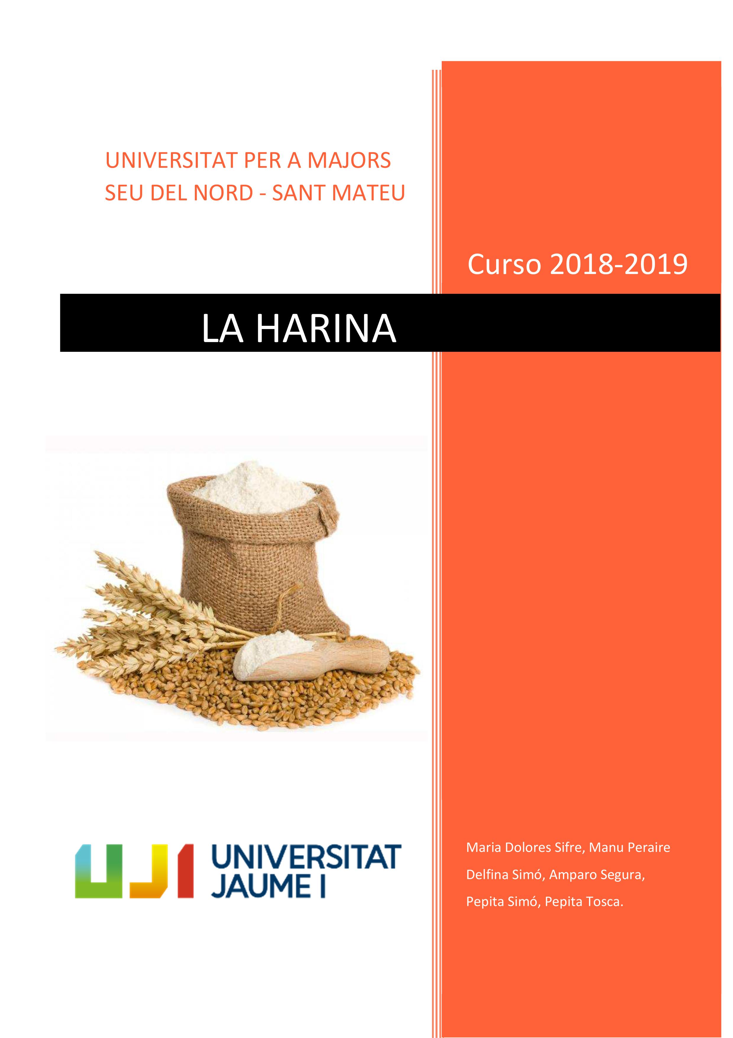 LA-HARINA