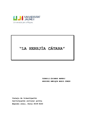 La-herejía-cátara.