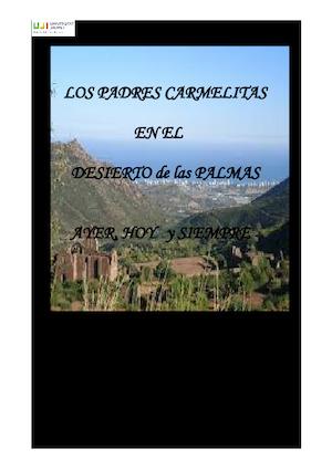 Los-Padres-Carmelitas-en-el-Desierto-de-Las-Palmas-Ayer-Hoy-y-Siempre.-3