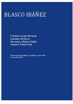 BLASCO-IBANYEZ